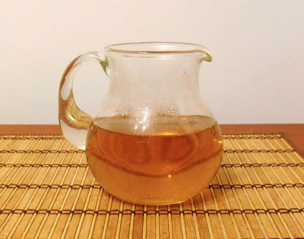 синий чай вкус марганцовки